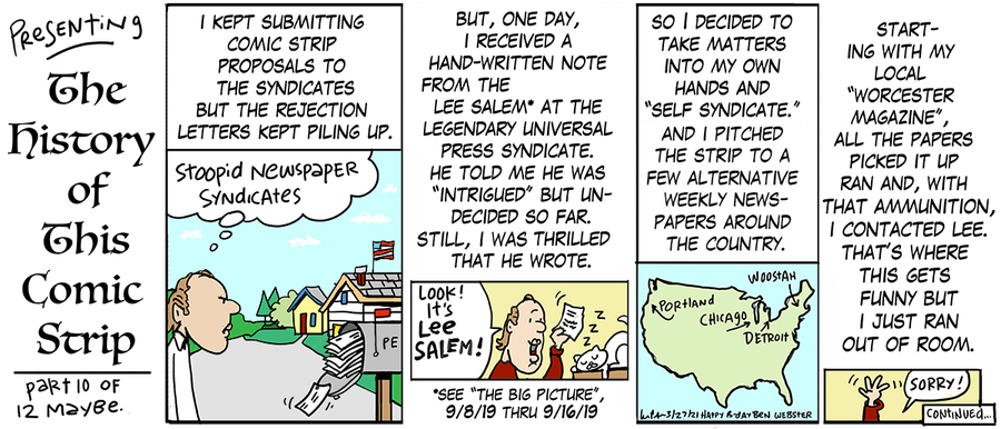 The Big Picture Comic Strip for March 27, 2021