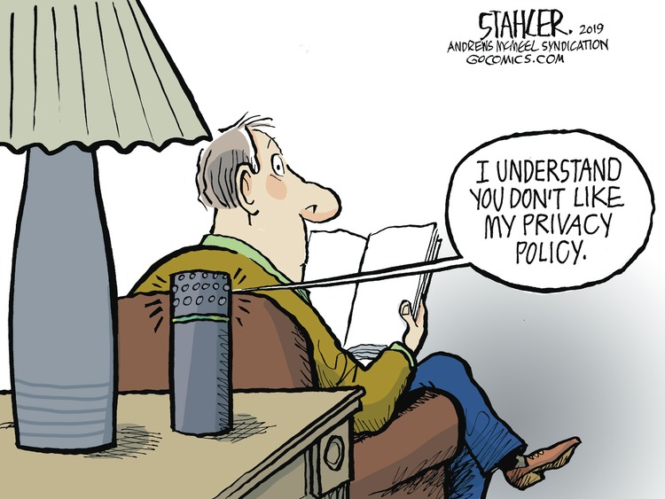 Jeff Stahler Comic Strip for April 14, 2019