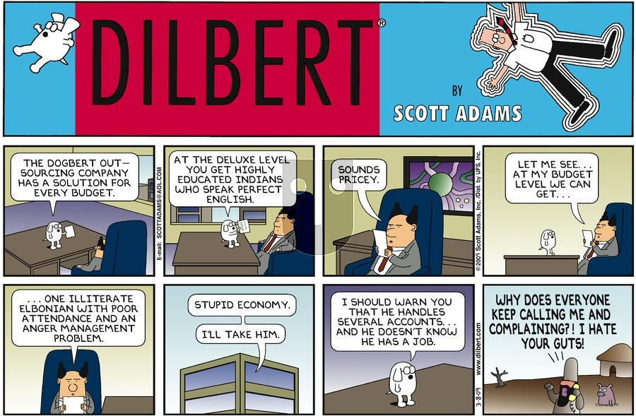 Purchase Comic Strip for 2009-03-08