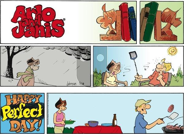 Arlo and Janis on Sunday May 19, 2019 Comic Strip