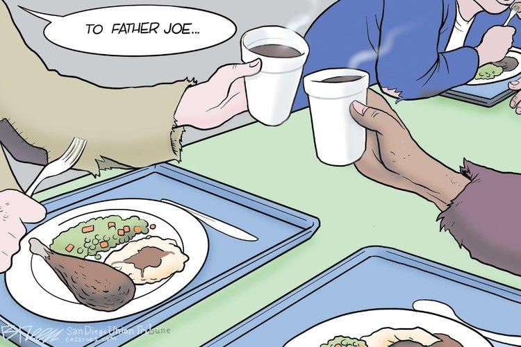 Steve Breen Comic Strip for July 14, 2021