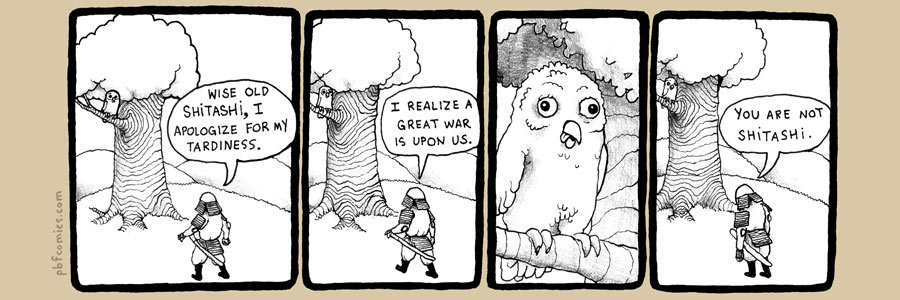 Perry Bible Fellowship Comic Strip for February 06, 2020