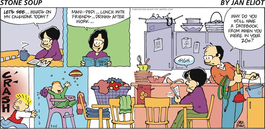 Stone Soup for Mar 25, 2012 Comic Strip