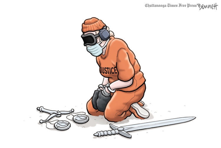 Clay Bennett for May 2, 2013 Comic Strip