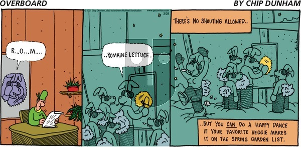 Overboard - Sunday March 28, 2021 Comic Strip