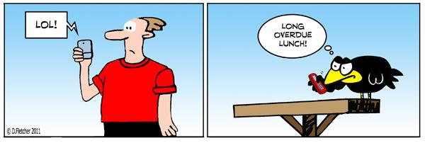 Crumb Comic Strip for January 29, 2011