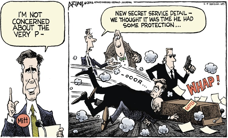 Mitt Romney: I'm not concerned about the very p-