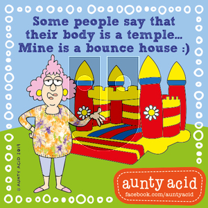 Aunty Acid on Saturday September 21, 2019 Comic Strip