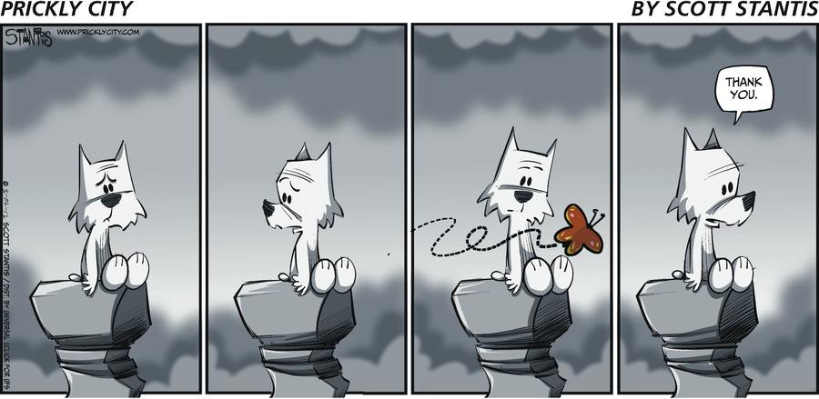 Prickly City for Mar 3, 2013 Comic Strip