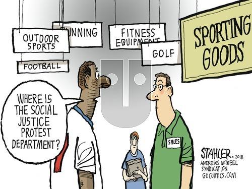 Jeff Stahler on Sunday August 12, 2018 Comic Strip