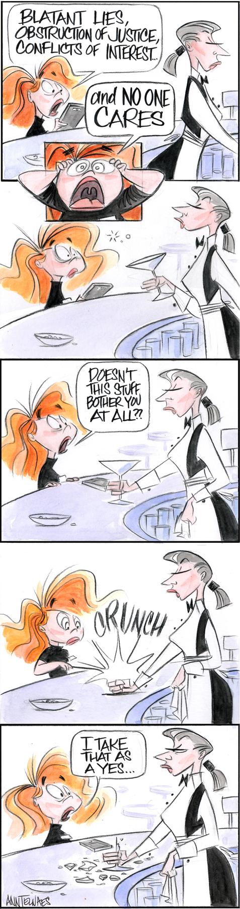 Mo Comic Strip for June 04, 2018