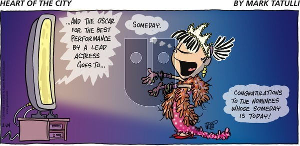 Heart of the City on Sunday February 24, 2019 Comic Strip