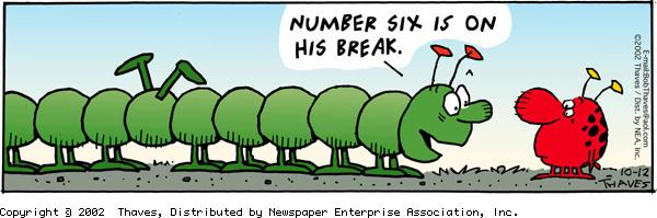 Frank and Ernest Comic Strip for October 12, 2002