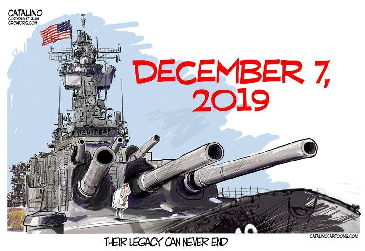 Ken Catalino Comic Strip for December 05, 2019