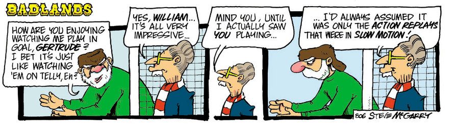 Badlands Comic Strip for May 07, 2021