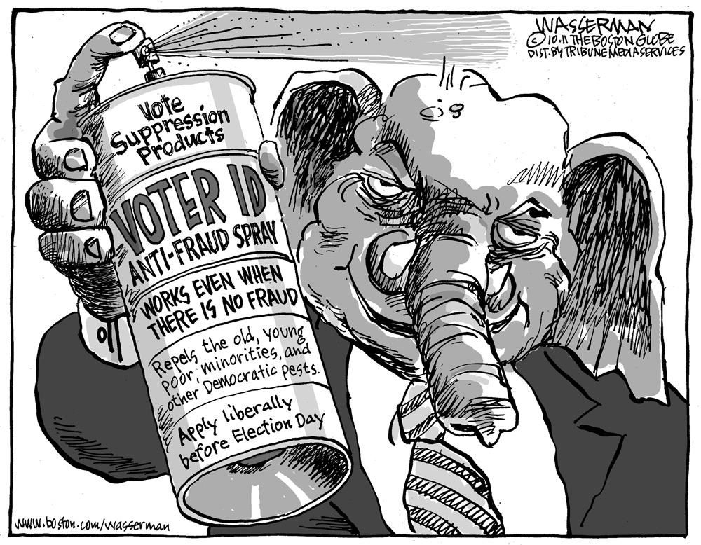 Dan Wasserman Comic Strip for October 11, 2011