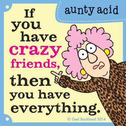 Aunty Acid for Jun 18, 2014 Comic Strip