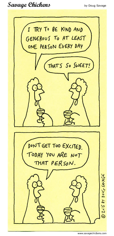 Savage Chickens by Doug Savage for March 04, 2019
