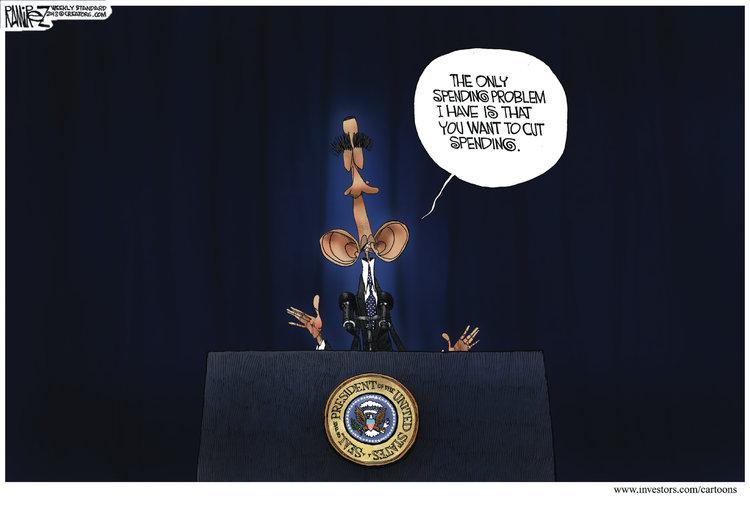 Michael Ramirez Comic Strip for February 25, 2013