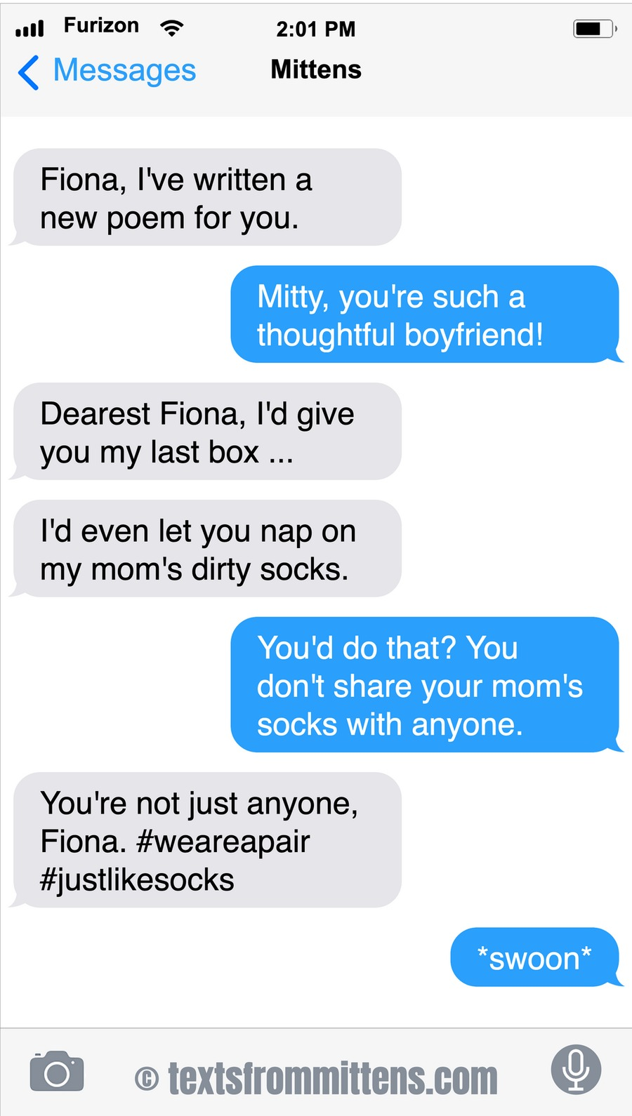 Texts From Mittens Comic Strip for June 27, 2021