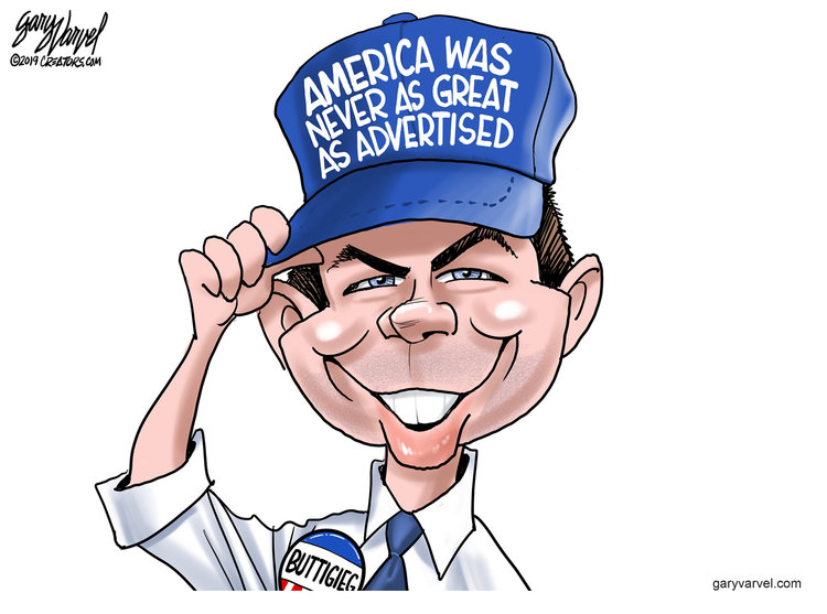 Gary Varvel by Gary Varvel for May 08, 2019