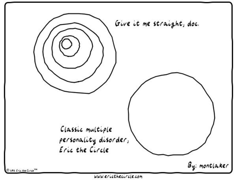 Eric the Circle for Dec 7, 2012 Comic Strip