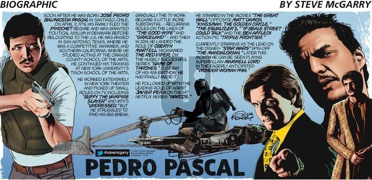 Biographic on Sunday December 13, 2020 Comic Strip