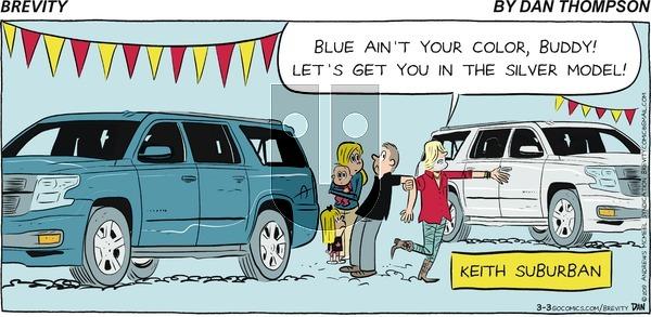 Brevity - Sunday March 3, 2019 Comic Strip