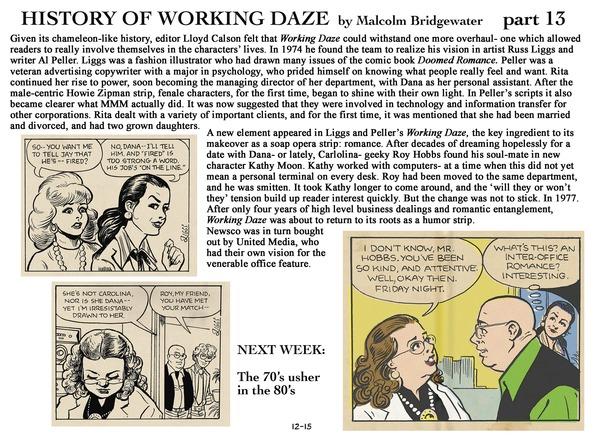 Working Daze