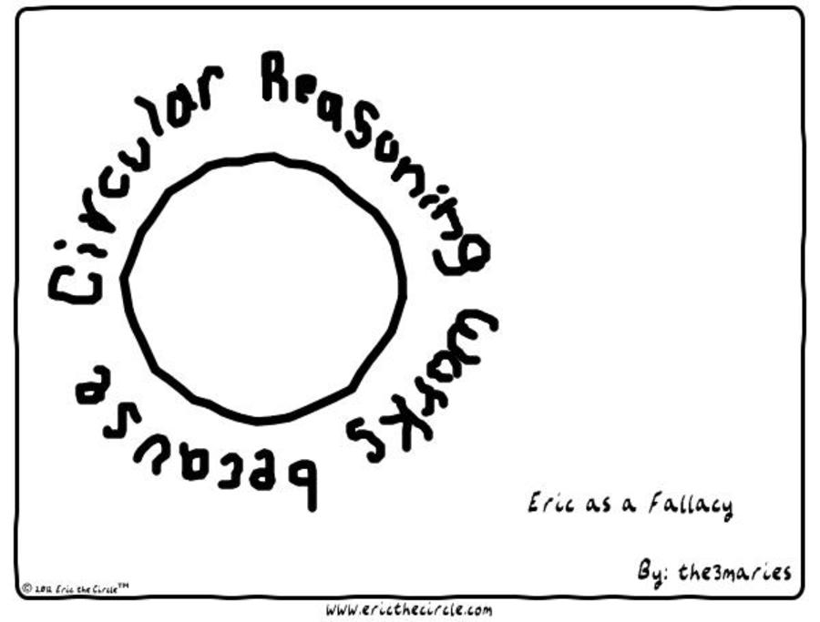 Eric the Circle for Dec 5, 2012 Comic Strip