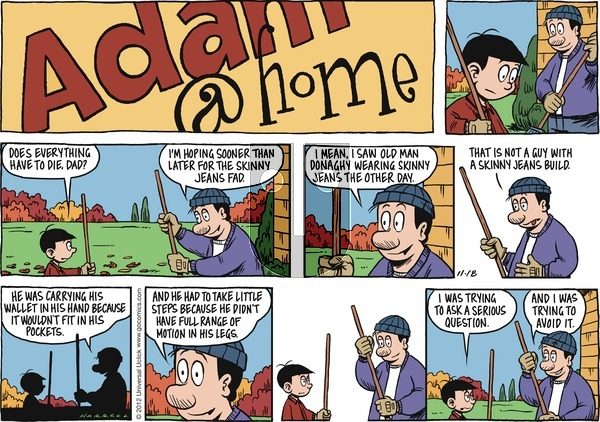 Adam@Home - Sunday November 18, 2012 Comic Strip