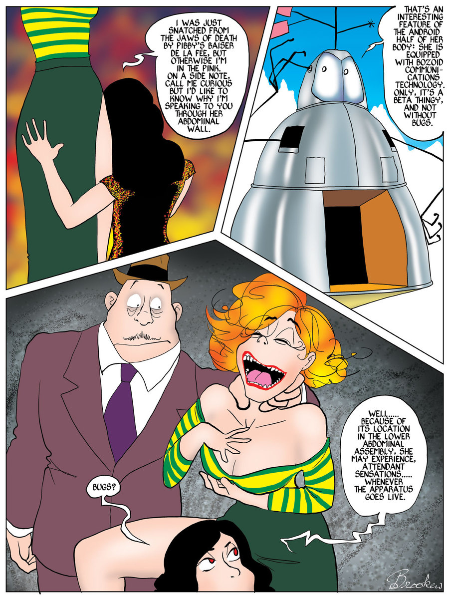 Pibgorn Comic Strip for April 14, 2015