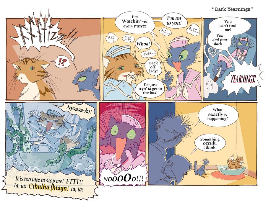 @Tavicat Comic Strip for July 11, 2016