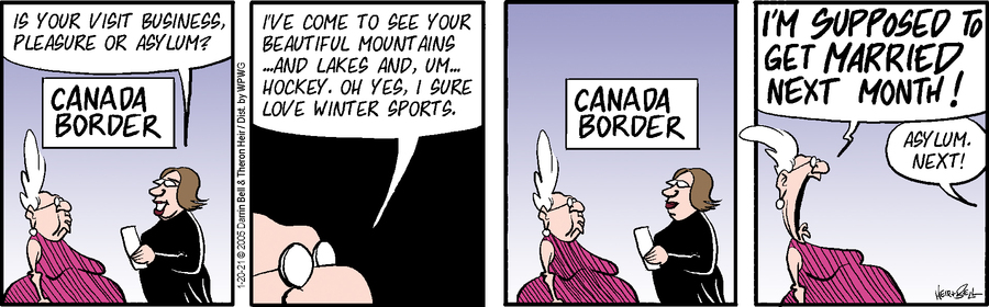 Rudy Park Comic Strip for January 20, 2021