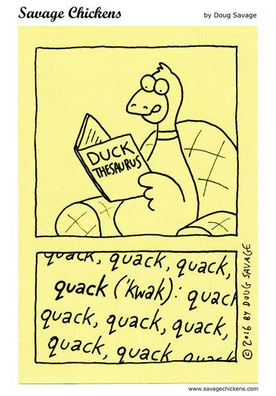 Savage Chickens by Doug Savage on Wed, 08 Jul 2020