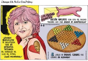 Ripley's Believe It or Not - Spanish