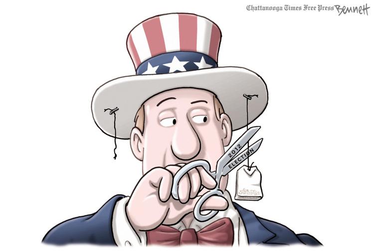 Clay Bennett Comic Strip for November 15, 2012