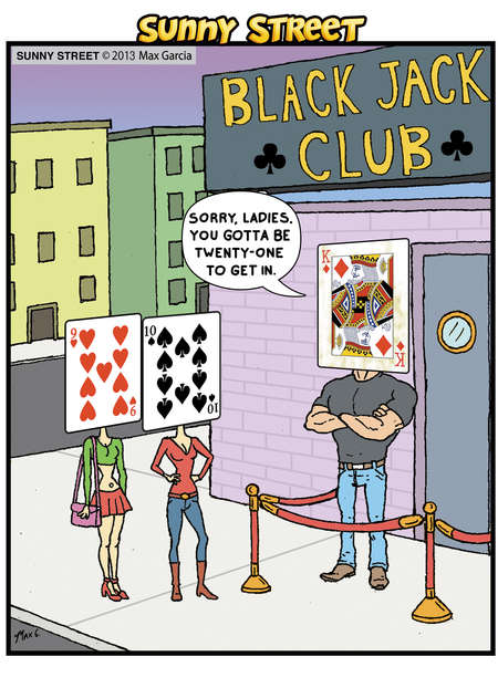 Sunny Street Comic Strip for July 30, 2014