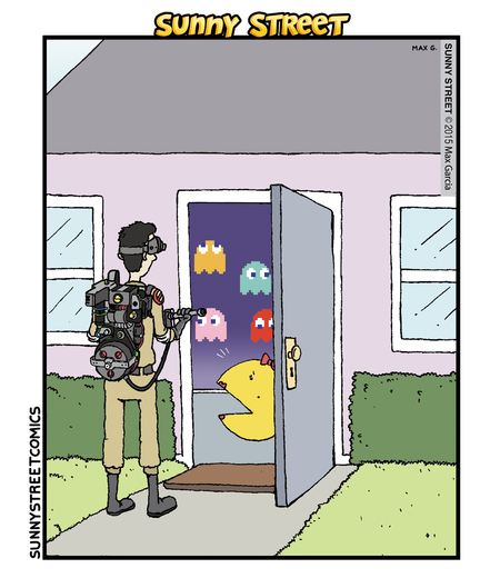 Sunny Street Comic Strip for July 05, 2016