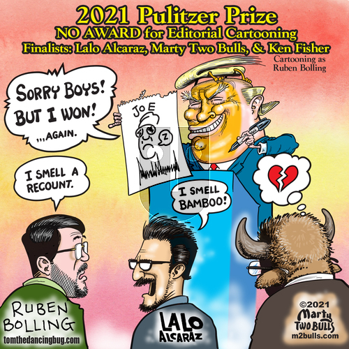 M2Bulls - Thursday June 17, 2021 Comic Strip
