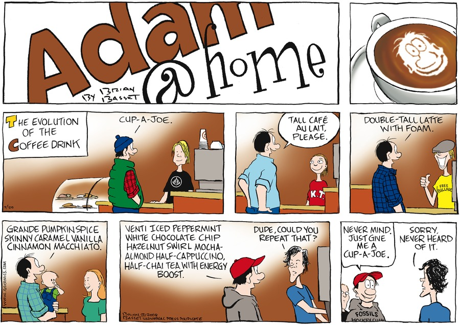 Adam@Home for Jul 20, 2008 Comic Strip