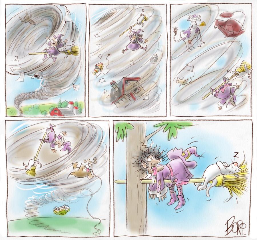 Speechless Comic Strip for October 27, 2014
