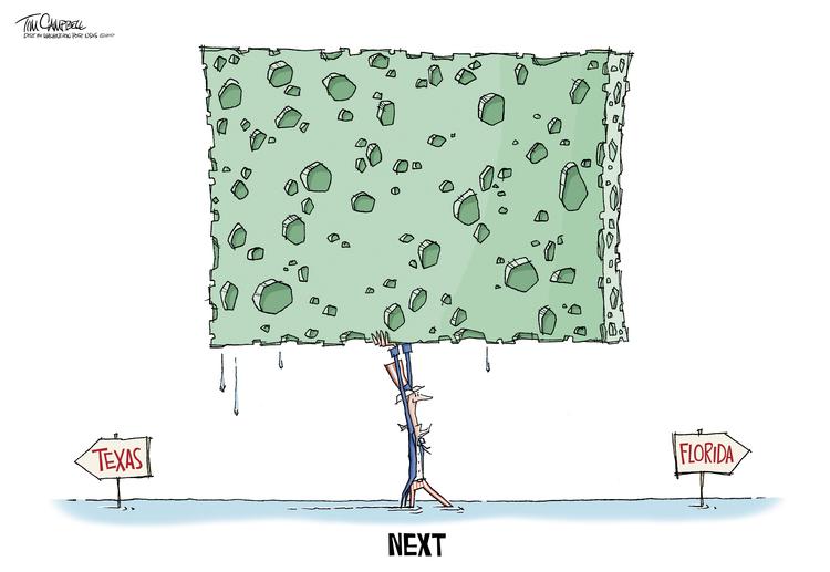 Tim Campbell Comic Strip for September 13, 2017