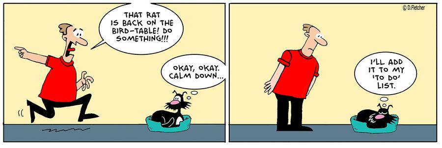 Crumb Comic Strip for January 23, 2019