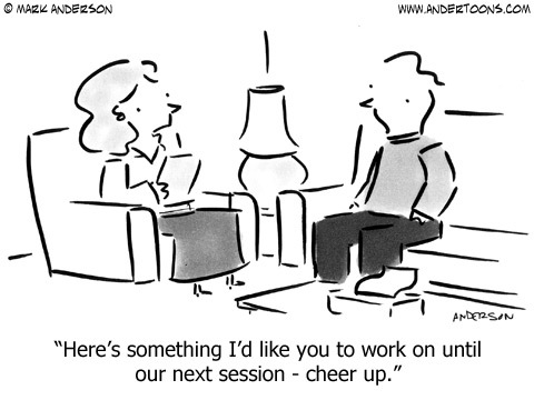 Andertoons Comic Strip for February 23, 2014