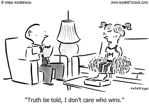 Andertoons Comic Strip for February 20, 2014