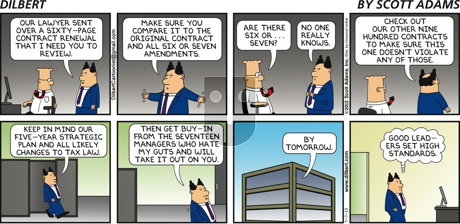 Purchase Comic Strip for 2013-07-07