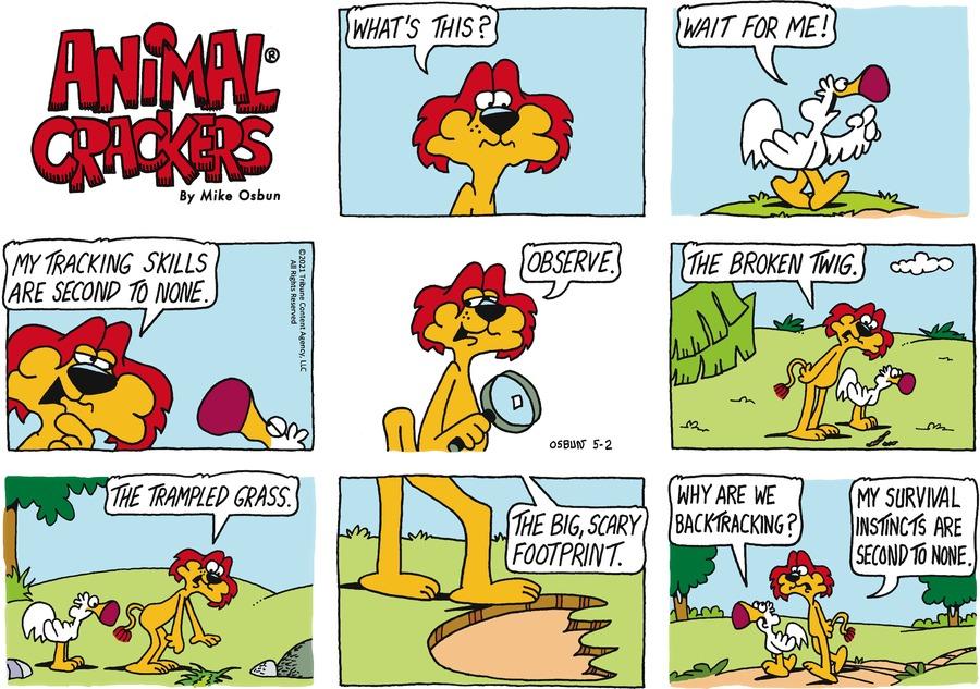 Animal Crackers by Mike Osbun on Sun, 02 May 2021