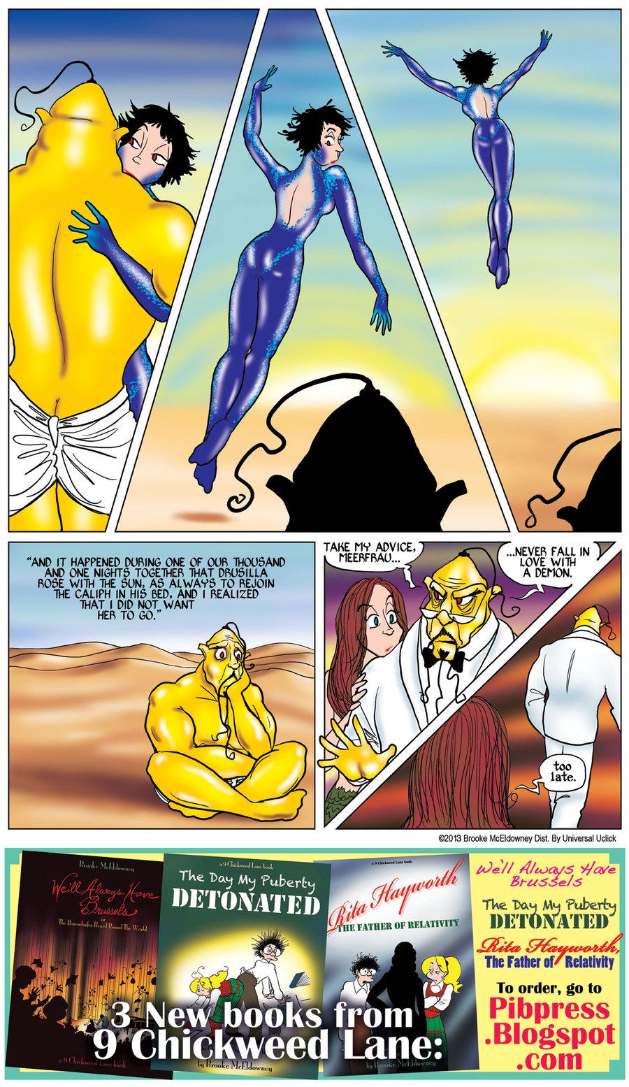 Pibgorn for Mar 8, 2013 Comic Strip