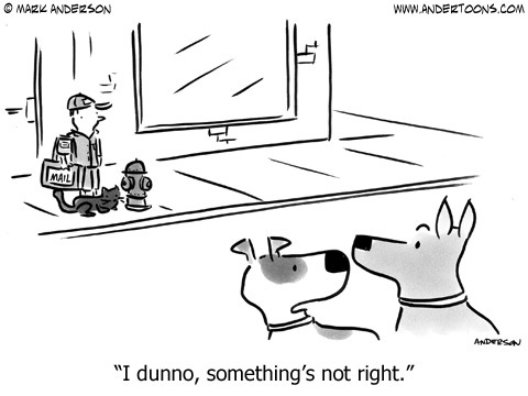 Andertoons Comic Strip for February 25, 2014